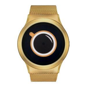 ZEROOCOFFEETIMEゼロ電池式クォーツ腕時計[W03009B04SM04]ベージュ