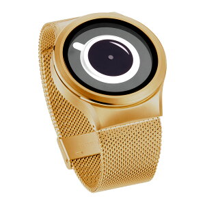 ZEROOCOFFEETIMEゼロ電池式クォーツ腕時計[W03010B04SM04]ホワイト