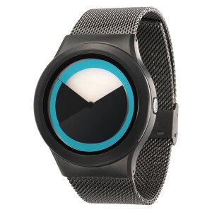 ZEROODEEPSKYSWEEPINGゼロ電池式クォーツ腕時計[W04011B02SM02]ブルー