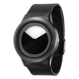ZEROO DEEPSKY SWEEPING ゼロ 電池式クォーツ 腕時計 [W04012B03SM03] グレイ デザインウォッチ ペア用 メンズ レディース ユニセックス おしゃれ時計 デザイナーズ