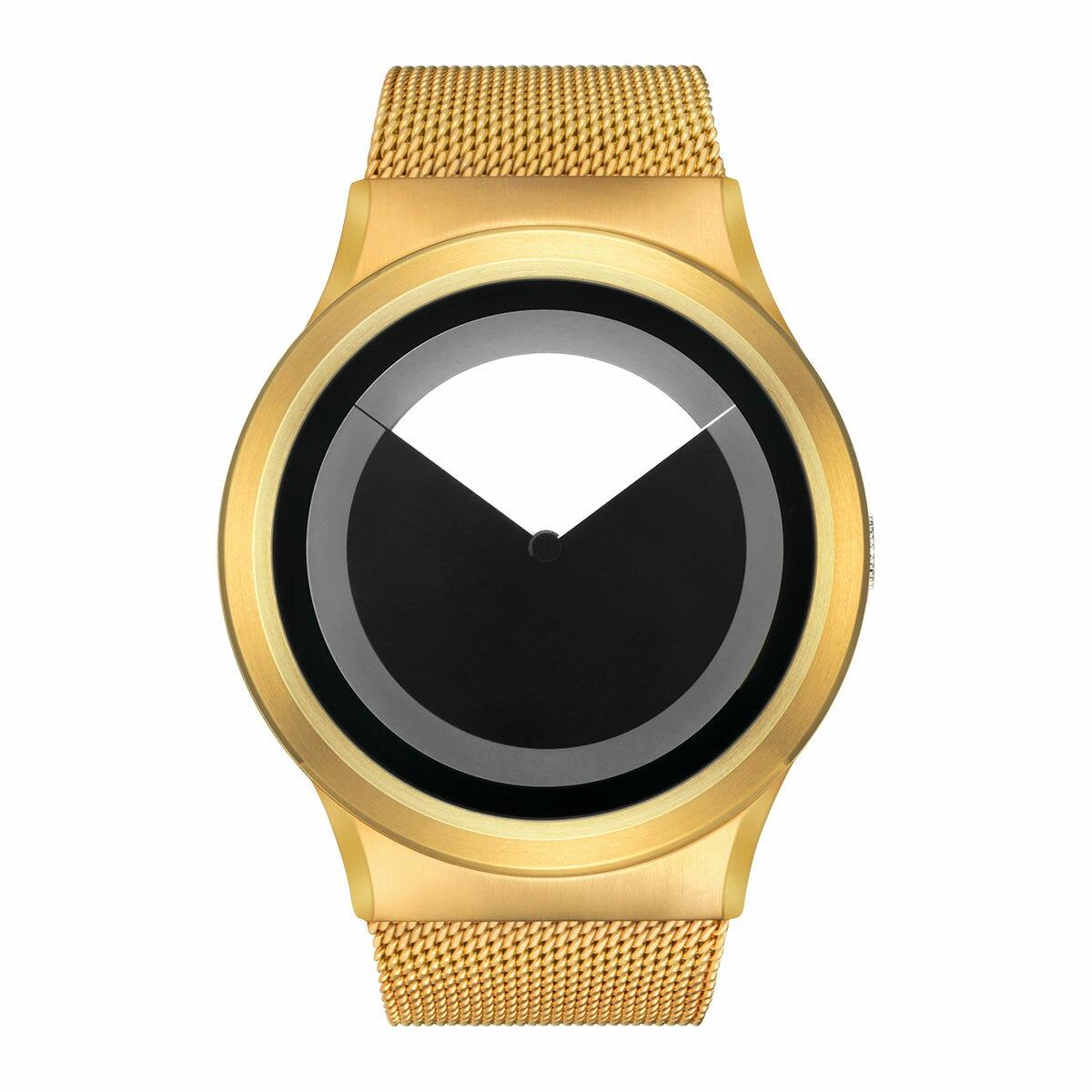ZEROO DEEPSKY SWEEPING ゼロ 電池式クォーツ 腕時計 [W04012B04SM04] グレイ デザインウォッチ ペア用 メンズ レディース ユニセックス おしゃれ時計 デザイナーズ