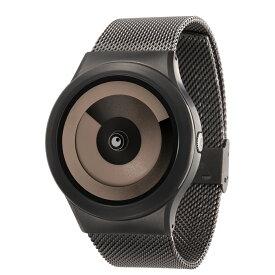ZEROO SPIRAL GALAXY ゼロ 電池式クォーツ 腕時計 [W06019B02SM02] ベージュ デザインウォッチ ペア用 メンズ レディース ユニセックス おしゃれ時計 デザイナーズ