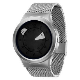 ZEROO AQUA DROP ゼロ 電池式クォーツ 腕時計 [W10038B01SM01] ホワイト デザインウォッチ ペア用 メンズ レディース ユニセックス おしゃれ時計 デザイナーズ