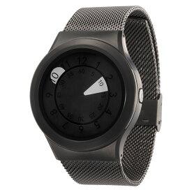 ZEROO AQUA DROP ゼロ 電池式クォーツ 腕時計 [W10038B02SM02] ホワイト デザインウォッチ ペア用 メンズ レディース ユニセックス おしゃれ時計 デザイナーズ