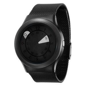 ZEROOAQUADROPゼロ電池式クォーツ腕時計[W10038B03SM03]ホワイト