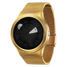 ZEROO AQUA DROP ゼロ 電池式クォーツ 腕時計 [W10038B04SM04] ホワイト デザインウォッチ ペア用 メンズ レディース ユニセックス おしゃれ時計 デザイナーズ