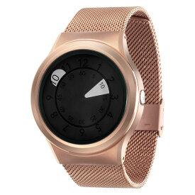 ZEROO AQUA DROP ゼロ 電池式クォーツ 腕時計 [W10038B05SM05] ホワイト デザインウォッチ ペア用 メンズ レディース ユニセックス おしゃれ時計 デザイナーズ