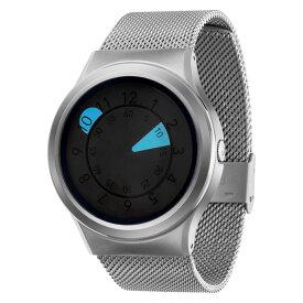 ZEROO AQUA DROP ゼロ 電池式クォーツ 腕時計 [W10039B01SM01] ブルー デザインウォッチ ペア用 メンズ レディース ユニセックス おしゃれ時計 デザイナーズ