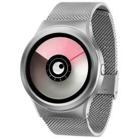 ZEROO AURORA BOREALIS ゼロ 電池式クォーツ 腕時計 [W12020B01SM01] ピンク デザインウォッチ ペア用 メンズ レディース ユニセックス おしゃれ時計 デザイナーズ