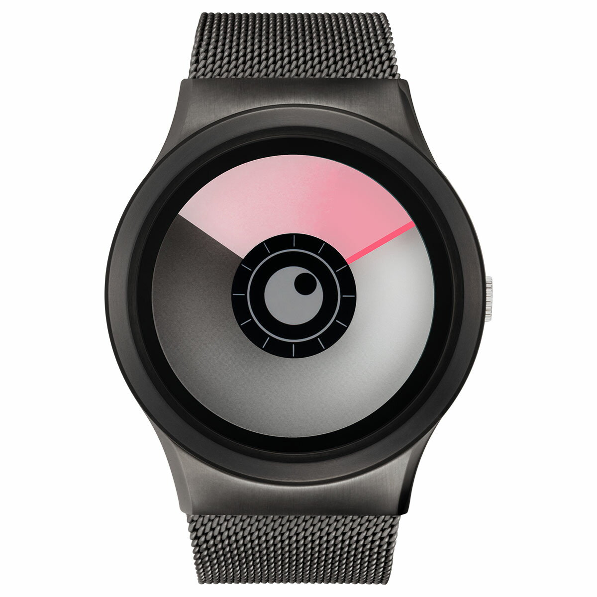 ZEROO AURORA BOREALIS ゼロ 電池式クォーツ 腕時計 [W12020B02SM02] ピンク デザインウォッチ ペア用 メンズ レディース ユニセックス おしゃれ時計 デザイナーズ