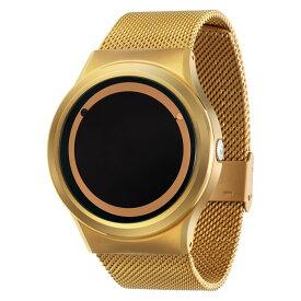 ZEROO PLANET ECLIPSE ゼロ 電池式クォーツ 腕時計 [W13029B04SM04] ベージュ デザインウォッチ ペア用 メンズ レディース ユニセックス おしゃれ時計 デザイナーズ