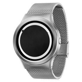 ZEROO PLANET ECLIPSE ゼロ 電池式クォーツ 腕時計 [W13030B01SM01] ホワイト デザインウォッチ ペア用 メンズ レディース ユニセックス おしゃれ時計 デザイナーズ