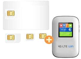 【6/4~11 買いまわりでポイント最大21倍】売切りWiFi 4.5GB/3日 30+1日間 データ通信専用 + 端末セット + 端末セット NTTドコモ回線(docomo 回線)LTE【送料無料】