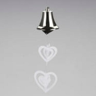 In ability style bell chapel nickel wind-bell gift, a present, a present