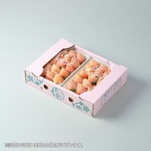 淡雪 あわゆき 白いちご 熊本県産  赤秀 大粒 3L〜2Lサイズ 約270g×2パック 母の日 ギフト 送料無料 苺 イチゴ