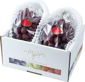 ぶどう 紫苑 しえん 赤秀 2房 600g×2房 岡山県産 JAおかやま 葡萄 ブドウ