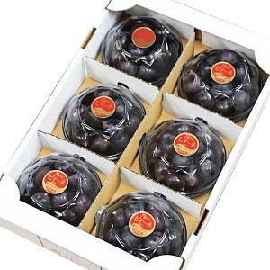 ぶどう ニューピオーネ 摘み落とし 秀品 200g x 6パック 岡山県産 JAおかやま 葡萄 ブドウ 父の日 お中元 夏ギフト
