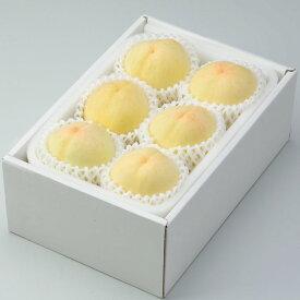 桃 岡山白桃 ロイヤル 4〜8玉 約1kg 岡山県産 JAおかやま 送料無料 夏ギフト もも モモ