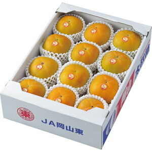 柿 太秋柿 たいしゅうかき 秀品 12〜15玉 4kg 岡山県産 かき カキ