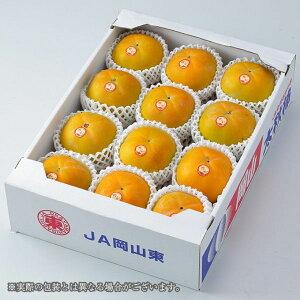 太秋柿 たいしゅうかき 岡山県産 秀品  12〜15玉 約4kg 送料無料 柿 カキ かき