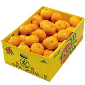 みかん 有田みかん 青秀 L〜Sサイズ 約2.5kg 和歌山県産 JAありだ ミカン 蜜柑