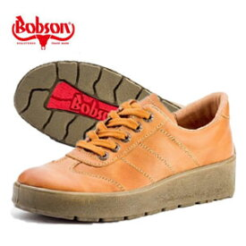 ボブソン 靴 メンズ カジュアルシューズ ウォーキングシューズ 本革 疲れない 軽量 3E BOBSON 4401 キャメル 旅行 父の日 プレゼント ギフト