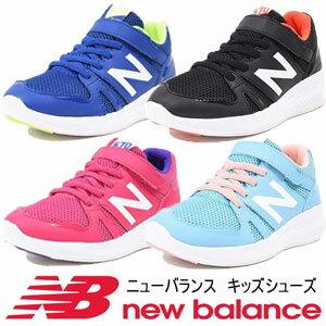 ニューバランス キッズ ジュニア New Balance KV570 スニーカー ランニングシューズ ベルクロマジック 子供靴 KV570,BYY