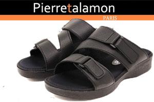 サンダル メンズ 歩きやすい Pierretalamon PARIS 75302 日本製 イチマツ 父の日