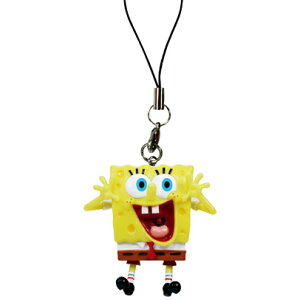 スポンジ・ボブ ストラップ(WOW!) SpongeBob SquarePants