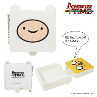[Adventure Time] coin case / Finn & Jake