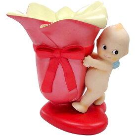 ローズオニールキューピー人形 フラワーアレンジポット Rose O'Neill Kewpie