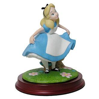 [Disney Alice in Wonderland] year figurine 2009