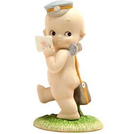 ローズオニールキューピー人形 ワーキングキューピー・ポストマン 郵便配達員 Rose O'Neill Kewpie