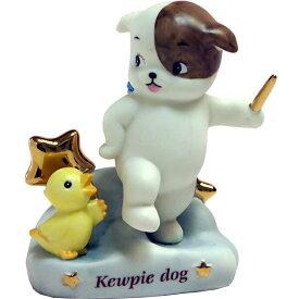 ローズオニールキューピー人形 ブラスバンドキューピー・キューピー犬 サブドラムメジャー Rose O'Neill Kewpie