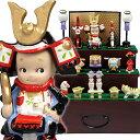 五月人形 ローズオニールキューピー五月人形・三段飾り【送料無料】
