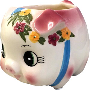 ブタバンク豚の貯金箱シリーズ ミニ豚ペンスタンド