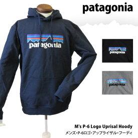 パタゴニア パーカー patagonia メンズ・P-6ロゴ・アップライザル・フーディ 39539 M's P-6 Logo Uprisal Hoody S M L XL プルオーバーパーカー