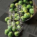 芽キャベツ 200g 約10個【芽きゃべつ スポロ お取り寄せ野菜 美味しい めずらしい野菜 珍しい かわいい おしゃれ】