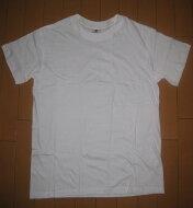 【送料無料】メンズ白Tシャツ半袖綿100%薄地M・L安価一番の商品ですので、若干のキズ・汚れなどが、含まれることがあります。