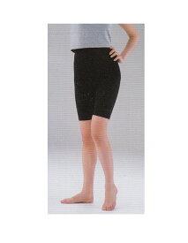 【送料無料】婦人用5分丈スパッツ M・L・LL綿80% ナイロン15% ポリウレタン5%パンツのインナーにどうぞ