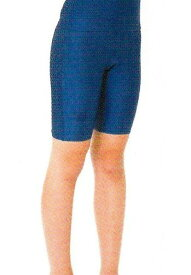 【送料無料】日本製 女の子 スクール水着セパレーツ ロングパンツ 101571S・M・L・LLセパレートのパンツだけです。学校の授業で 使用できる紺の スイムウエアです。