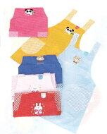 ☆送料無料☆子供エプロン女の子用3色幼稚園、保育園、小学校のクッキングにどうぞ