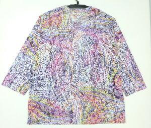 婦人7分袖Tシャツ