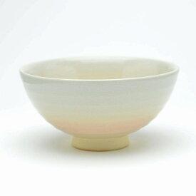 萩焼 姫土飯茶碗3.8寸(白箱) Hagi yaki Meshiwan bowl made in Japan. Japanese pottery. Free shipping.