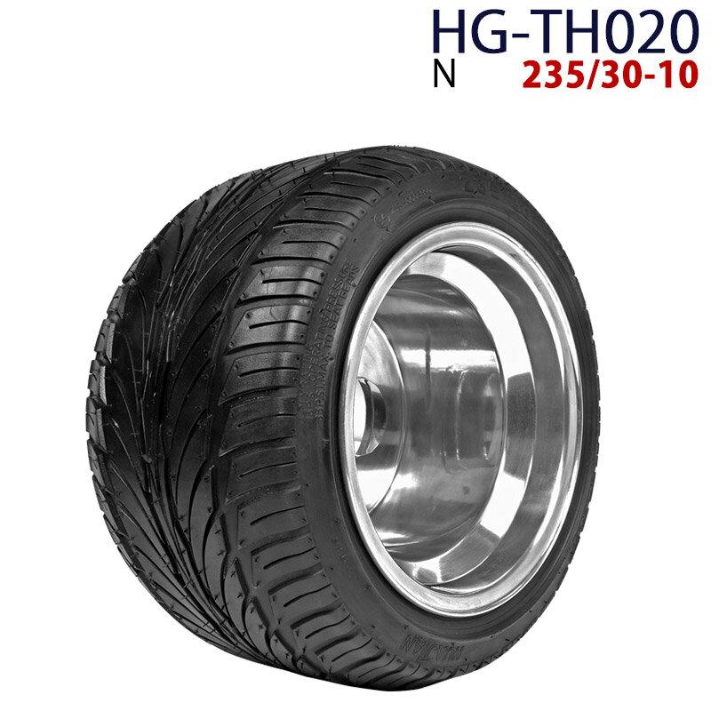 四輪バギー ATV ホイール付タイヤ 10インチ 23今日-10 HG-TH020 ハイガー産業 N 0113flash 16 +