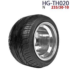 四輪バギー ATV ホイール付タイヤ 10インチ 235/30-10 HG-TH020 ハイガー産業 N 0113flash 16