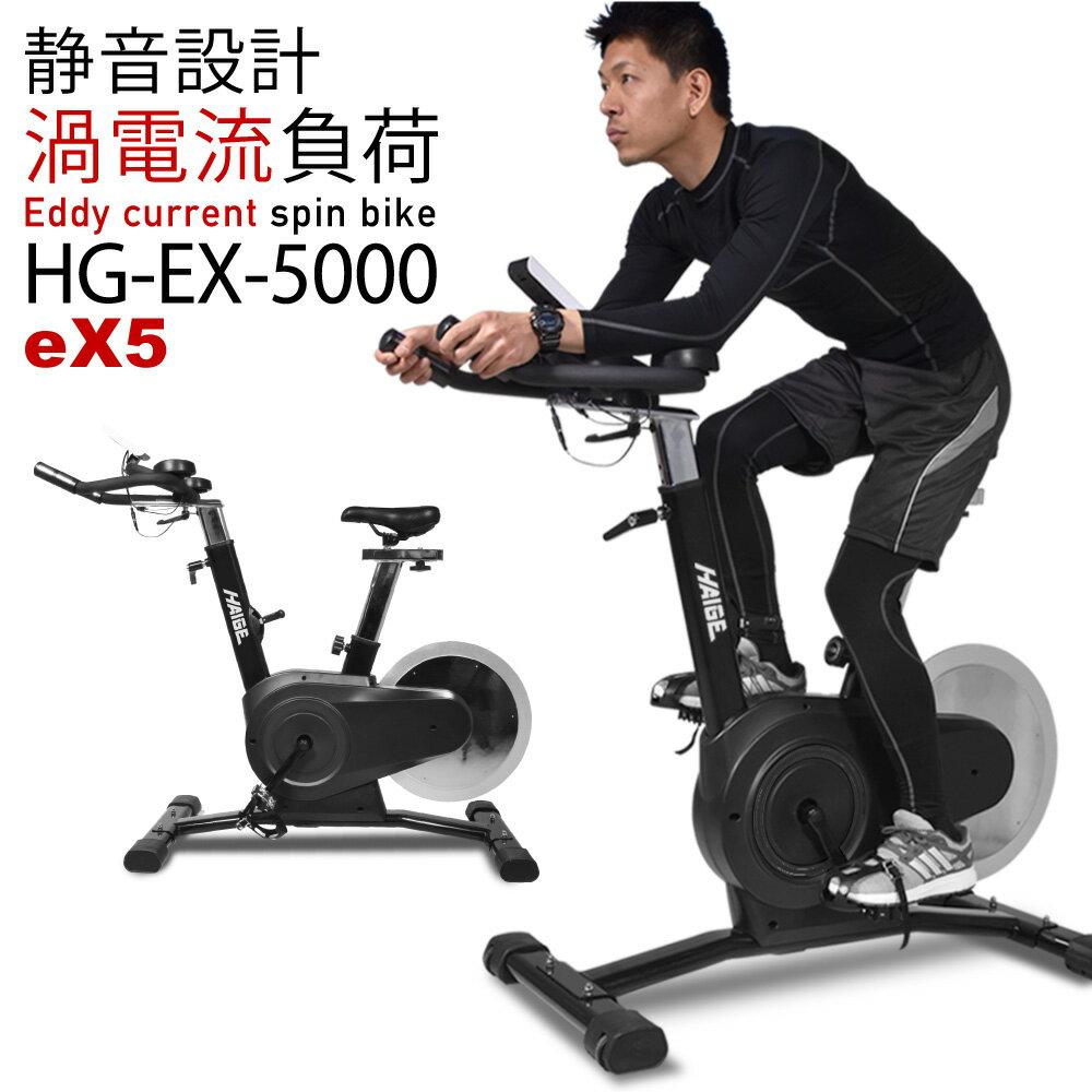 【予約:5月上旬】 渦電流 スピンバイク eX5 エアロ フィットネス バイク HG-EX-5000 無音 静音 トレーニングバイク エアロ バイク ビクスエクササイズバイク エアロフィットネス バイク 【送料無料】【1年保証】 母の日