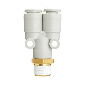 SMC:ブランチ(シール剤) 型式:KQ2U04-01AS(1セット:10個入)