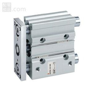 SMC:ガイド付薄形シリンダ 型式:MGPL20TN-75Z(1セット:10個入)