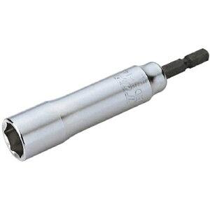 トップ工業:TOP 電動ドリル用ソケット 17mm EDS-17 型式:EDS-17